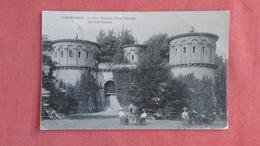 Trios Glands German Stamp & Cancel   Ref 2399 - Postkaarten