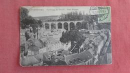 Luxembourg > Pont Du Grund  Has  Stamp & Cancel   Ref 2399 - Postkaarten