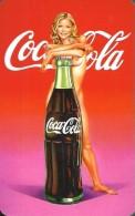 COCA-COLA * SOFT DRINK * EROTIC * SEXY * NUDE * NAKED * WOMAN * GIRL * CALENDAR * MMN 0023-0024 * Hungary - Calendarios