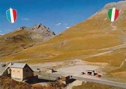 Valle Stura (Cueno Piemonte Italie) Valicio Colle Della Maddalena (Col De Larche) Confine Italo-francese Frontière Franc - Cuneo