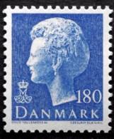 Denmark 1980   Queen Margrethe II   Cz.Slania    MiNr.703   MNH (** )    (lot  L 1155 ) - Denmark