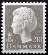 Denmark 1980   Queen Margrethe II   Cz.Slania     MiNr.710 MNH (**) ( Lot B 545 ) - Denmark