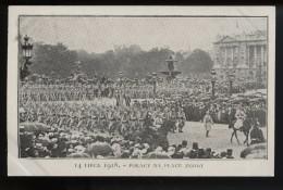 Lipca 1918 Polacy Na Placu Zgody - Polonia