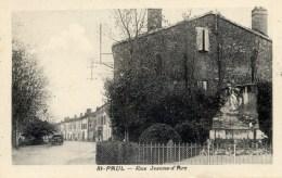 81 SAINT-PAUL CAP De JOUX  Rue Jeanne D´Arc , - Saint Paul Cap De Joux