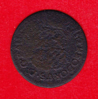 BELGIUM LIEGE KM 146, 1744, 1 LIARD, VF. (SM20) - Belgique