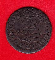 BELGIUM LIEGE KM 155, 1750, 1 LIARD, XF+. (SM22) - Belgique