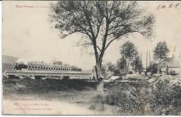 Chalabre Le Pont De Chemin E Fer - Francia