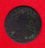 BELGIUM LIEGE  KM 144, 1744, 1 LIARD, F. (SM24) - Belgique