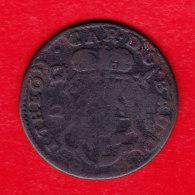 BELGIUM LIEGE KM 158, 1751, 2 LIARD, VF++. (SM25) - Belgique
