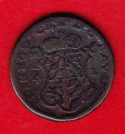BELGIUM LIEGE KM 159, 1751, 4 LIARD, VF. (SM26) - Belgique