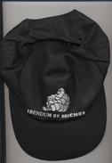 MICHELIN - CASQUETTE - Couleur Noire - Publicité - - Caps