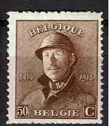 174  **  29 - 1919-1920 Roi Casqué