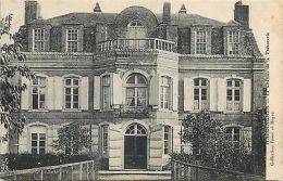 CPA France Hardinghen Le Chateau De La Tresorerie - Francia