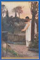 Malerei; Styka Jan; Vinicius Et Lygie Au Jardin De Linus; Bild2 - Künstlerkarten