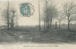 78, Yvelines, BEYNES, La Colonne De LaPrise Aux Anglais, Scan Rect-Verso - Beynes