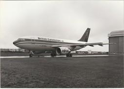 Cliché - British Caledonian Airways A310 - Airbus Industrie Photograph - - 1946-....: Era Moderna