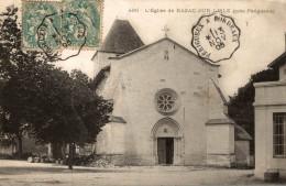 L'EGLISE DE RAZAC SUR LISLE PRES PERIGUEUX - France