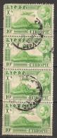 Timbres - Afrique - Ethiopie - 1958 - 4 X 10 C - - Ethiopie