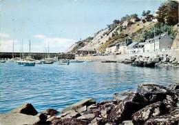 ERQUY PLAGES - Le Port Et Le Cap. - Erquy