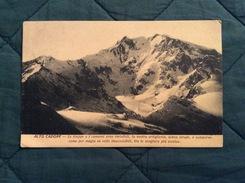 Cartolina Alto Cadore Zona Di Guerra Viaggiata Nel 1916 - Belluno