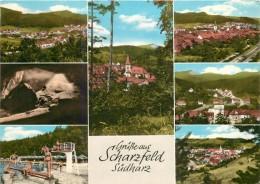 GRUSS AUS SCHARZFELD SÜDHARZ - Carte Multi-vues. - Allemagne