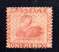 Sello Nº 9  Australia Occidentale - 1854-1912 Western Australia