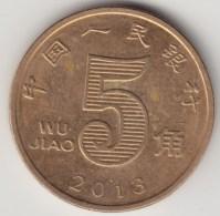 @Y@     China  5 Yiao   2013    (3959) - China