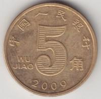 @Y@     China  5 Yiao   2009    (3960) - China