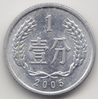 @Y@     China  1 Fen    2005    (3961) - China