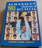 ALMANACCO DEL CALCIO 1983  (160315) - Lotti E Collezioni
