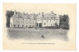 Environs De FECAMP  (cpa 76) Le Château De Valmont, Vue D'ensemble -    - L 1 - Fécamp