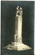 Liege Maquette Du Monument à ériger Aux Défenseurs Du Fort De Loncin - Liege