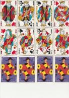JEUX DE 32 CARTES PUBLICITAIRE  LOTERIE NATIONALE L'ARLEQUIN  - CARTES TBE - - Playing Cards (classic)