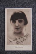Femme Artiste - Vera SERGINE - Artistas