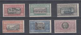 Regno D´Italia - 1923 ** Cinquantenario Manzoniano (Diena, Bargagli Petrucci ) - 1900-44 Vittorio Emanuele III