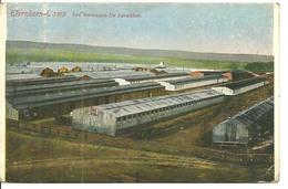 Elsenborn Camp Les Baraques - Elsenborn (camp)