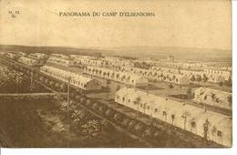 Elsenborn Panorama Du Camp - Elsenborn (Kamp)