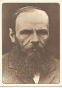 T666 Fëdor Michajlovič Dostoevskij / Non Viaggiata - Scrittori