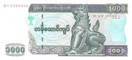 Myanmar - Pick 80 - 1000 Kyats 2004 - Unc - Myanmar