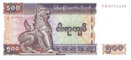 Myanmar - Pick 79 - 500 Kyats 2004 - Unc - Myanmar