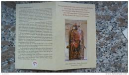 * SANTINO PIEGHEVOLE DI SAN ZENO VERONA - - Images Religieuses