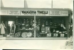 GENOVA - PUBBLICITARIA - VALIGERIA TINELLI -PIAZZA PORTELLO - FOTO CM. 17 X 11,50 - Genova