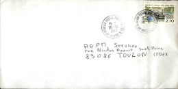 FRANCE - Enveloppe Voyagée En Poste Navale - Détaillons Collection - A Voir - Lot N° 20695 - Postmark Collection (Covers)