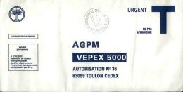 FRANCE - Enveloppe Voyagée En Poste Navale - Détaillons Collection - A Voir - Lot N° 20696 - Postmark Collection (Covers)