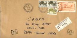 FRANCE - Enveloppe Voyagée En Poste Navale - Détaillons Collection - A Voir - Lot N° 20704 A - Postmark Collection (Covers)