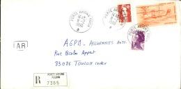 FRANCE - Enveloppe Voyagée En Poste Navale - Détaillons Collection - A Voir - Lot N° 20705 - Postmark Collection (Covers)
