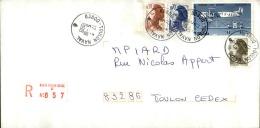 FRANCE - Enveloppe Voyagée En Poste Navale - Détaillons Collection - A Voir - Lot N° 20706 - Postmark Collection (Covers)
