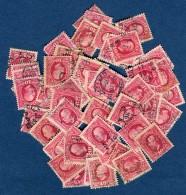 Suède - Lot De 50 Exemplaires Du N° Yvert 43, Idéal Pour Oblitérations , Variétés Etc.... Réf. N 89 - Suède