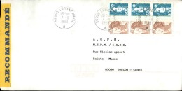 FRANCE - Enveloppe Voyagée En Poste Navale - Détaillons Collection - A Voir - Lot N° 20708 - Postmark Collection (Covers)