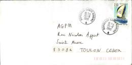 FRANCE - Enveloppe Voyagée En Poste Navale - Détaillons Collection - A Voir - Lot N° 20709 - Postmark Collection (Covers)